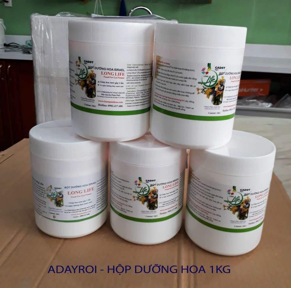 che-pham-duong-hoa-longlife-1KG-adayroi