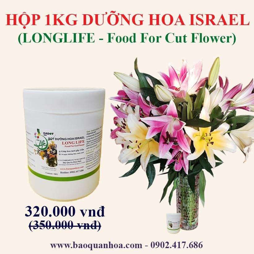 HOP 1KG DUONG HOA LONGLIFE